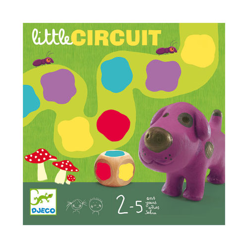 Juego Little Circuit