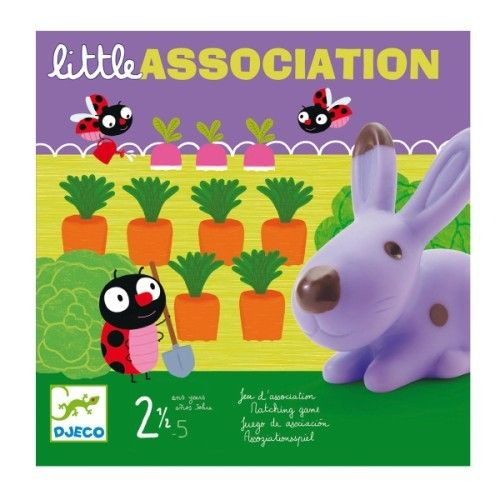 Juego Little Association