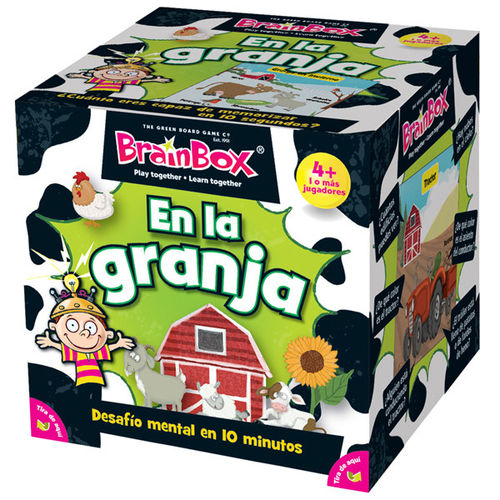 BRAINBOX EN LA GRANJA