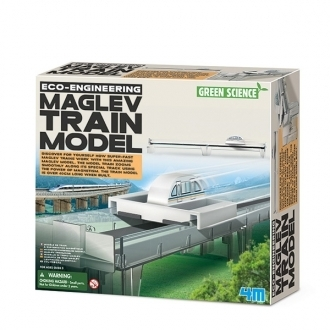 MAGLEV TRAIN INGENIERIA