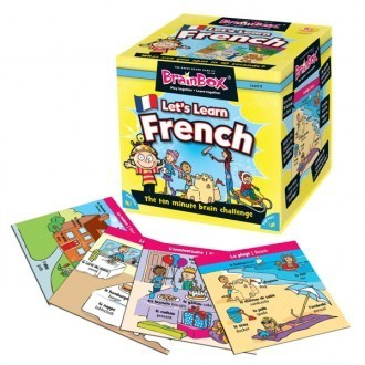 BRAINBOX LET´S LEARN FRENCH (INGLÉS-FRANCÉS)