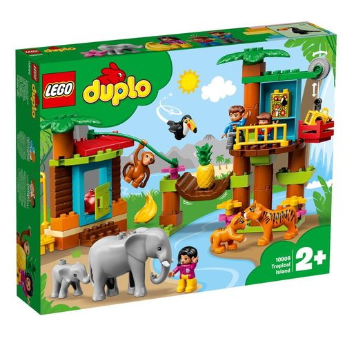 ISLA TROPICAL DUPLO
